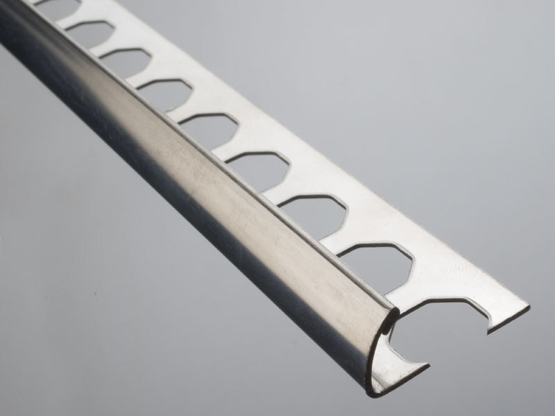 Stainless steel Edge protector NOVOCANTO® | Stainless steel Edge protector - EMAC Italia
