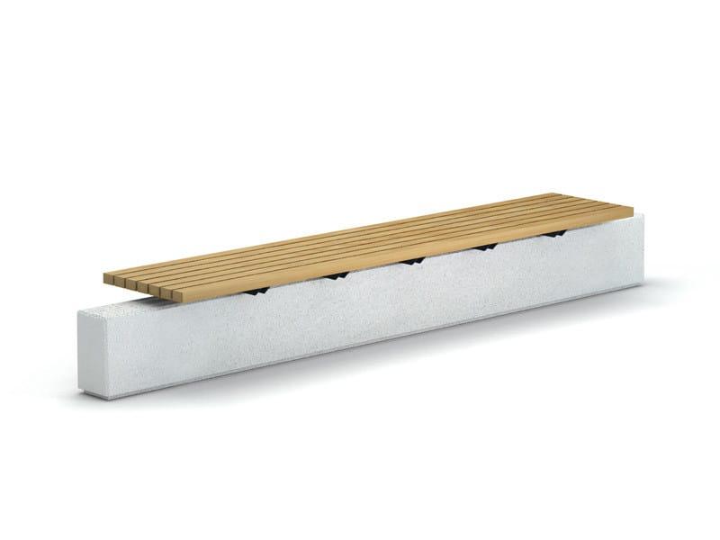 Backless Bench LISBOA - CEDA