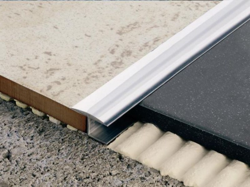 Aluminium Flooring joint NOVOSEPARA 3 - EMAC Italia