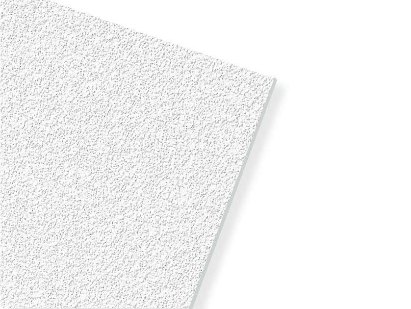 Plasterboard ceiling tiles ECOMIN ORBIT - Knauf Italia