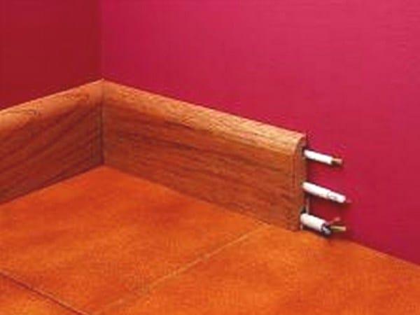 Wooden Skirting board NOVORODAPIE® | Wooden Skirting board - EMAC Italia