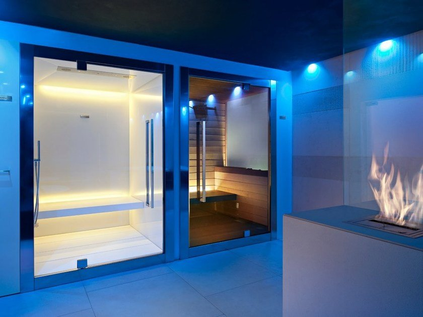 Sauna Bagno Turco SWEET SPA E SWEET SAUNA STARPOOL