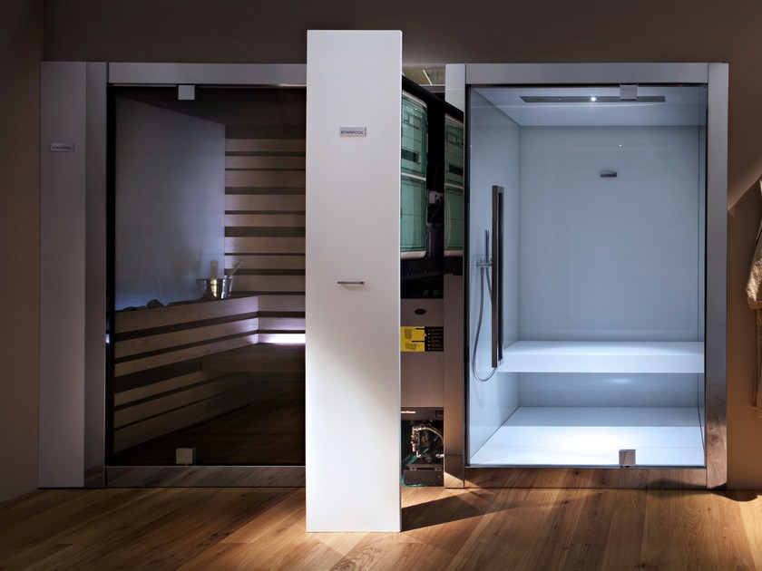 Sauna bagno turco sweet spa e sweet sauna starpool - Comporre un bagno ...
