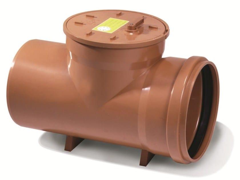 Non return valve CLASSICA PVC by Redi