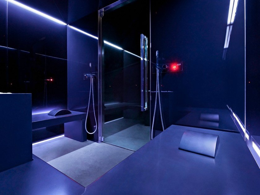 Corian Fur Dusche : Turkish Bath with Chromotherapy