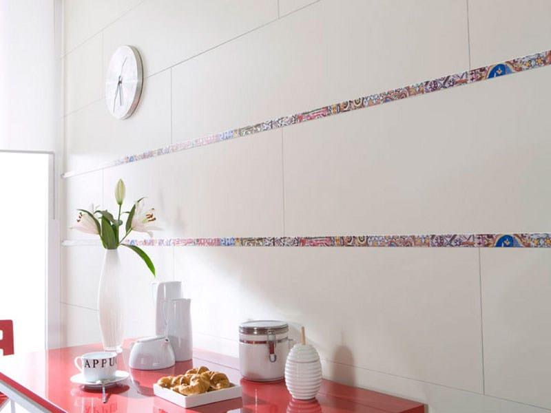 Decorative edge profile for walls NOVOLISTEL® MATICES - EMAC Italia