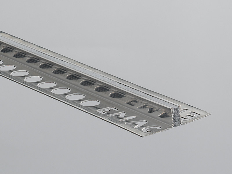 Metal Flooring joint NOVOJUNTA® METALLIC - EMAC Italia