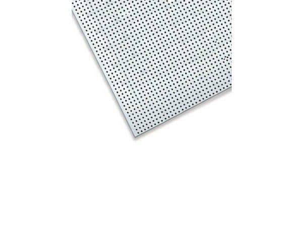 Acoustic ceiling tiles LASTRE FORATE E FESSURATE - Knauf Italia