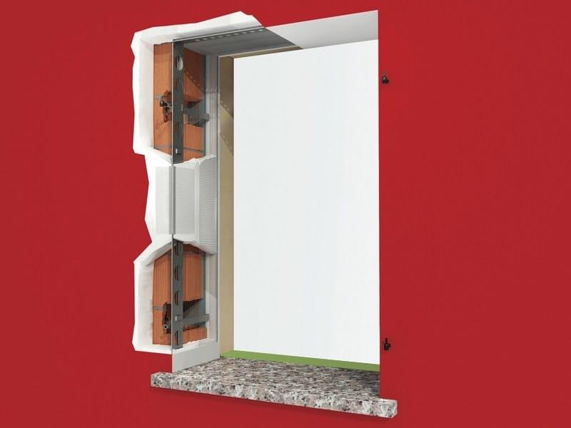 Anchorage system for shutters AMIKO® + C1 - De Faveri