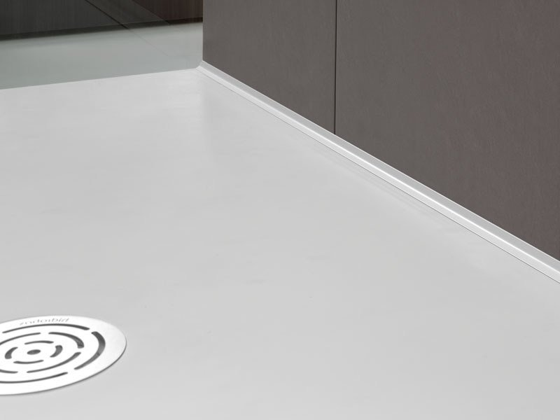 Antibacterial edge profile for floors NOVOESCOCIA® S - EMAC Italia