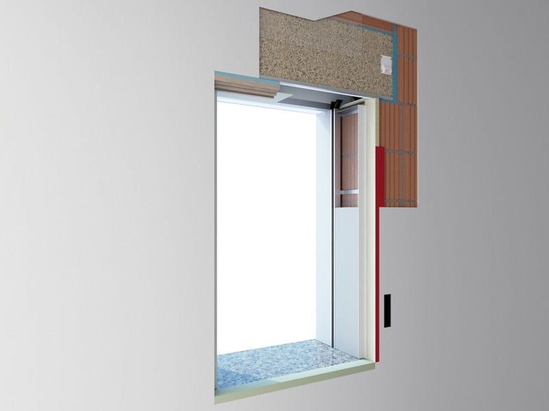 Cassonetto per avvolgibile cassonetto df hc1 super by de - Isolamento cassonetti finestre ...