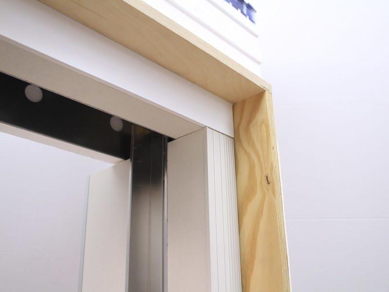 Controtelaio per finestra in finito frangisole de faveri - Aeratore termico per finestra ...