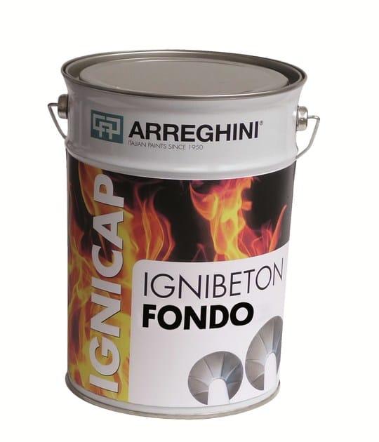 Fire-retardant paint IGNIBETON FONDO | Fire-retardant paint - CAP ARREGHINI