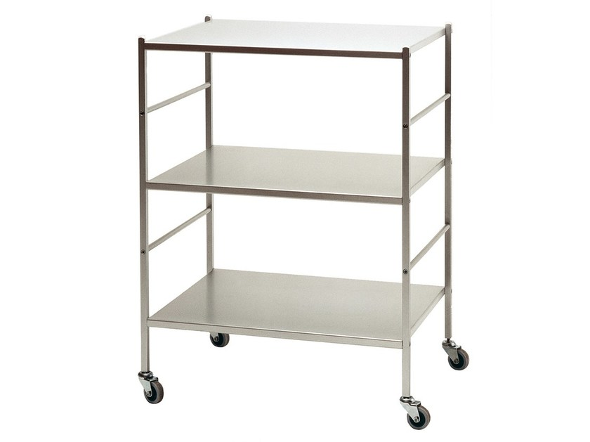 Design aluminium trolley TROLLEY - KRIPTONITE