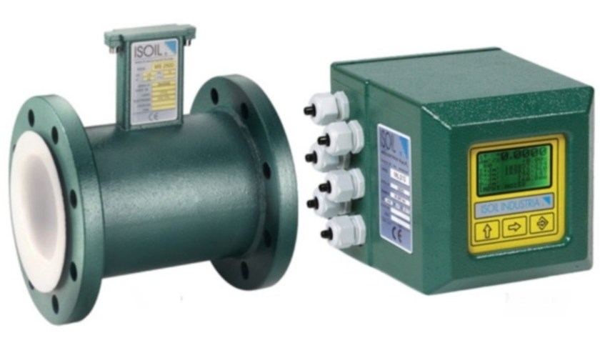 Meter, measurer for water system Misuratori di portata per acque reflue by POZZOLI DEPURAZIONE