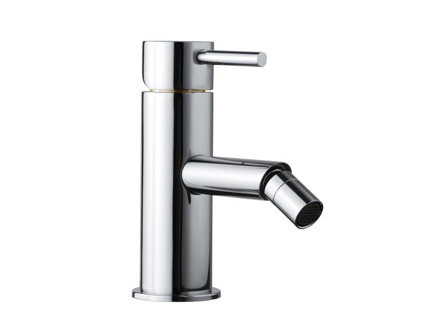 Design single handle brass bidet mixer OKI | Bidet mixer - Bossini