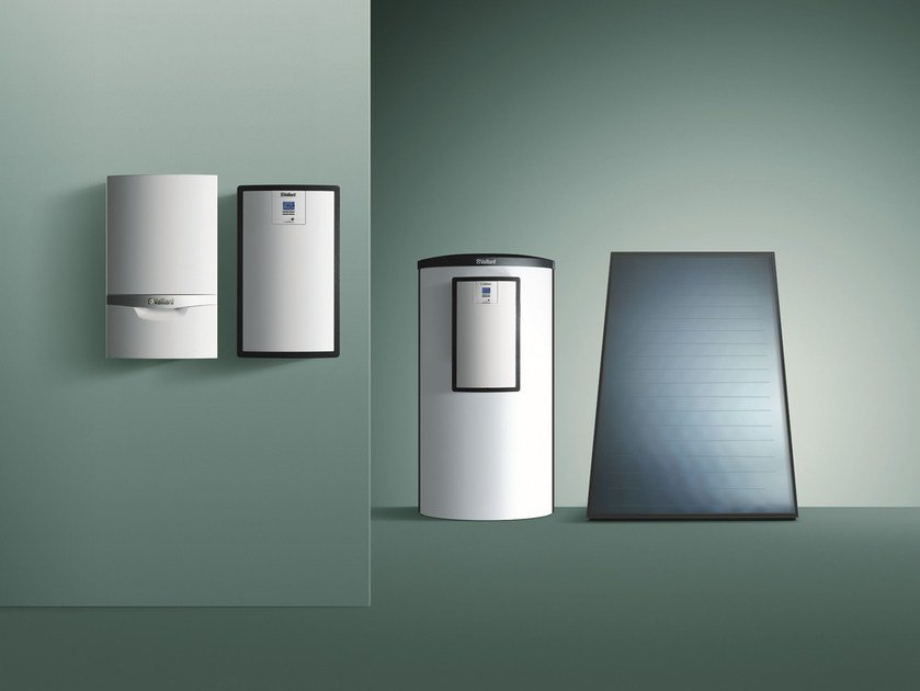 Solar heating system auroFLOW plus - VAILLANT