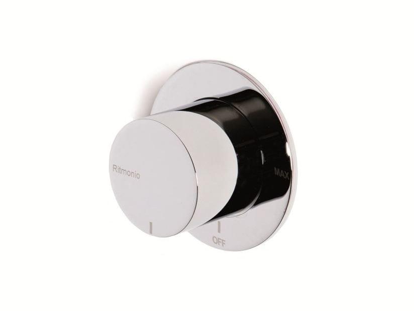 Design chrome-plated shower tap FEELGOOD | Shower tap - RUBINETTERIE RITMONIO
