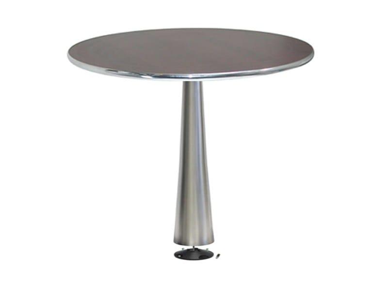 Stainless steel table CONO-X - Vela Arredamenti