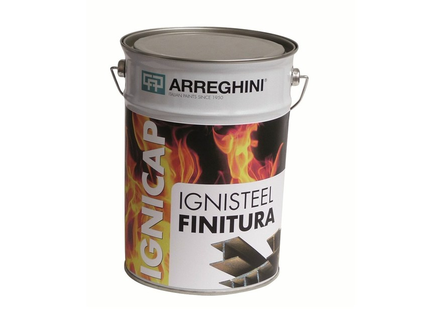 Fire-retardant finish IGNIWOOD FINITURA | Fire-retardant finish - CAP ARREGHINI