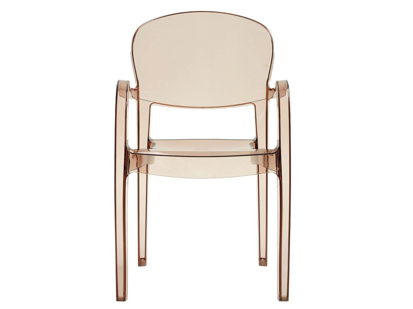 Stackable polycarbonate chair JOLLY | Chair by Vela Arredamenti