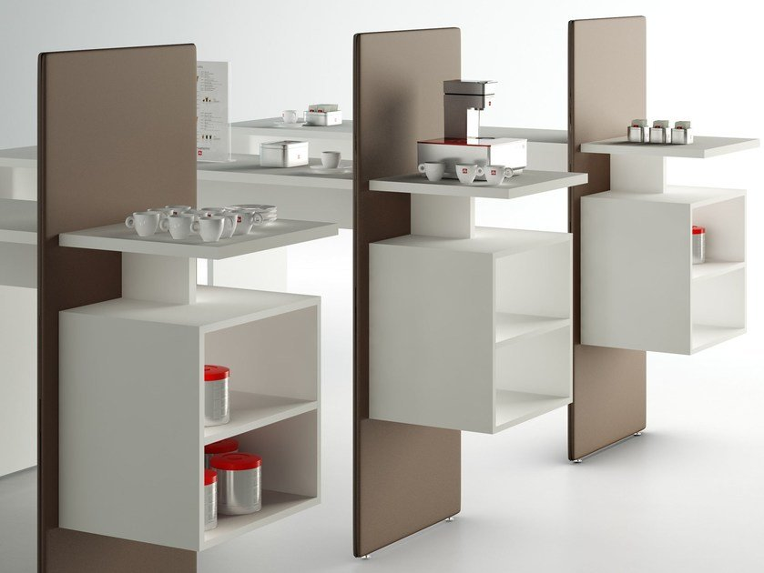 Office booth 40/70 SYSTEM - FANTONI