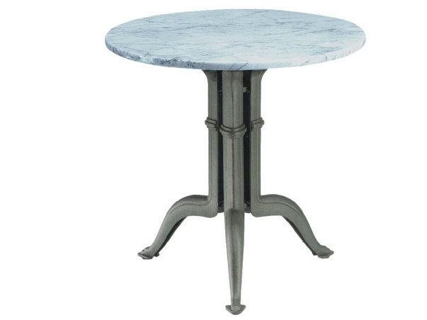 Cast iron table OLIMPIA-3 - Vela Arredamenti