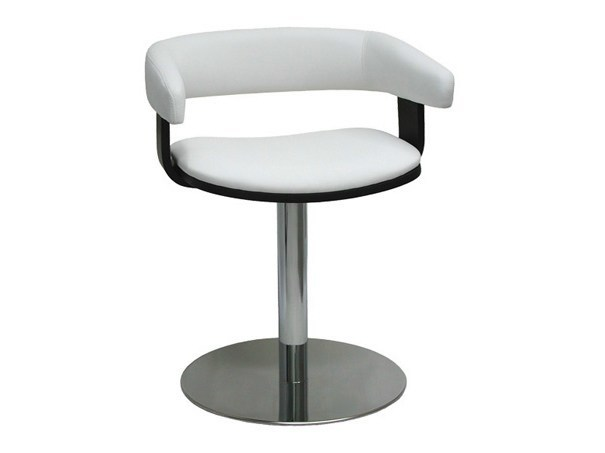 Upholstered counter stool SG072FX | Chair - Vela Arredamenti