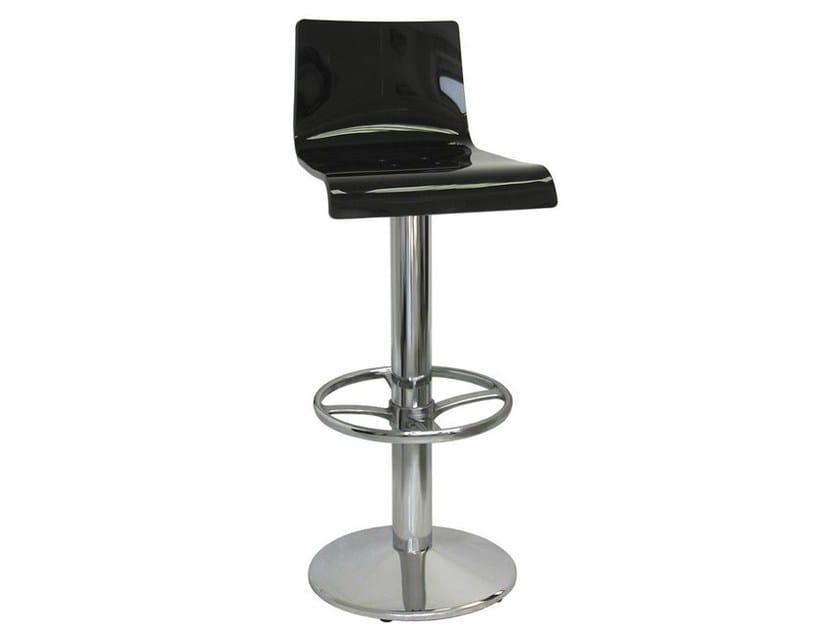 Swivel counter stool SG081FCR | Counter stool - Vela Arredamenti