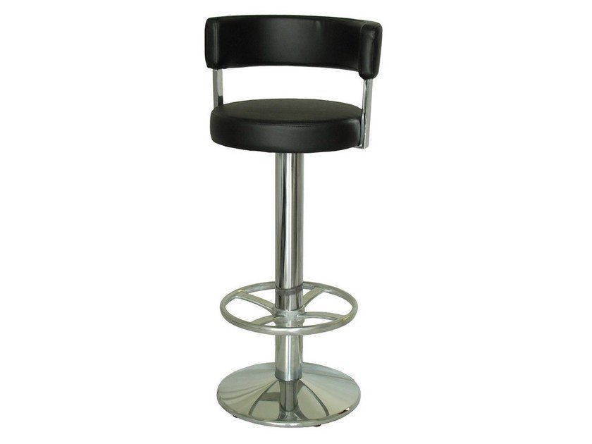 Swivel counter stool SG077FCR | Counter stool - Vela Arredamenti