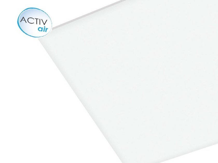 Plasterboard ceiling tiles Gyptone® Activ'Air® Base 31 - Saint-Gobain Gyproc