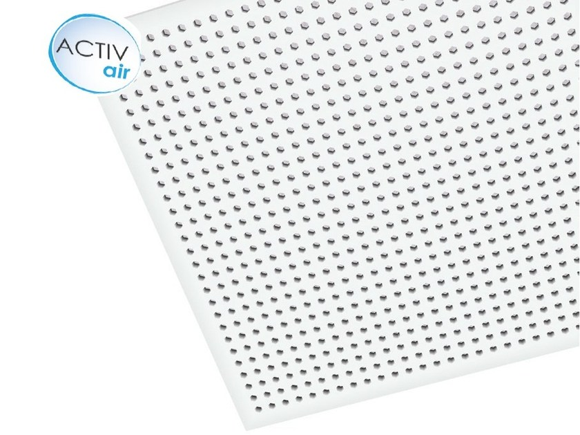 Ceiling tiles Gyptone® Activ'Air® SIXTO 60 by Saint-Gobain Gyproc