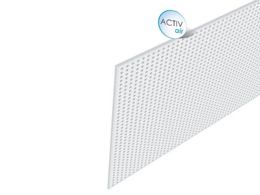 Ceiling tiles Rigitone™ Activ'Air® 15/30 - Saint-Gobain Gyproc