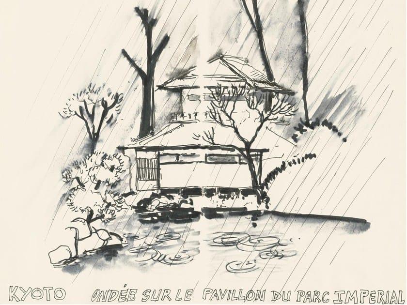 Papel pintado panor mico con paisajes ondee sur parc - Papeles pintados paisajes ...