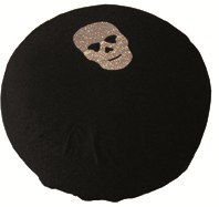 Fabric pouf with removable lining KIKKA PIRATES - Puffla