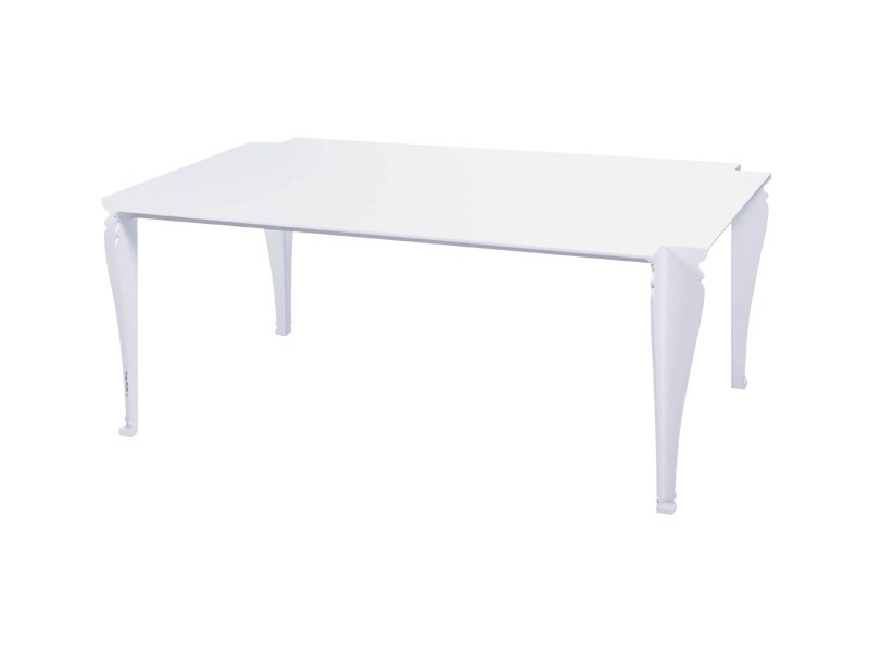 Rectangular garden side table PARIS | Rectangular coffee table - Sérénité Luxury Monaco