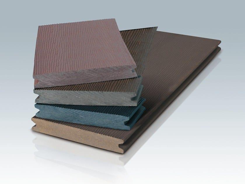 WPC outdoor floor tiles WPC outdoor floor tiles - DAMIANI-HOLZ & KO
