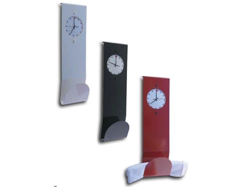 Wall-mounted clock MASTROCLOCK - LA BOTTEGA DI MASTRO FIORE