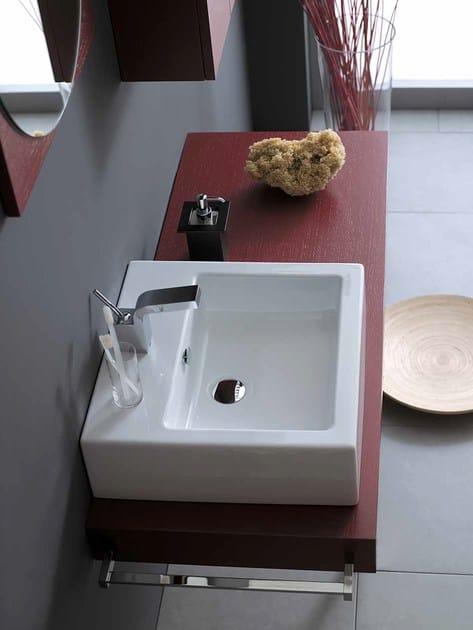 Piano lavabo system piano lavabo mastro fiore for Piani domestici eco compatibili