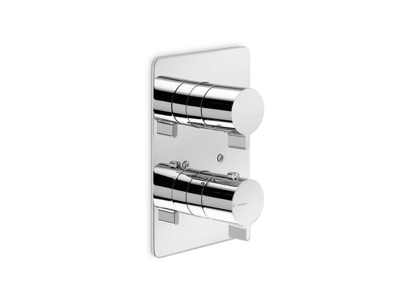 Wall-mounted bathtub mixer LIBERA | Bathtub mixer - NEWFORM