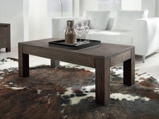 Solid wood coffee table CHERRY by Domus Arte