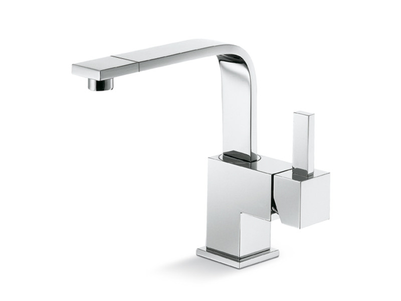 Countertop washbasin tap with flexible hose FORMA | Countertop washbasin tap - NEWFORM