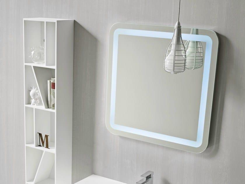 Bathroom mirror GIANO | Bathroom mirror - Rexa Design