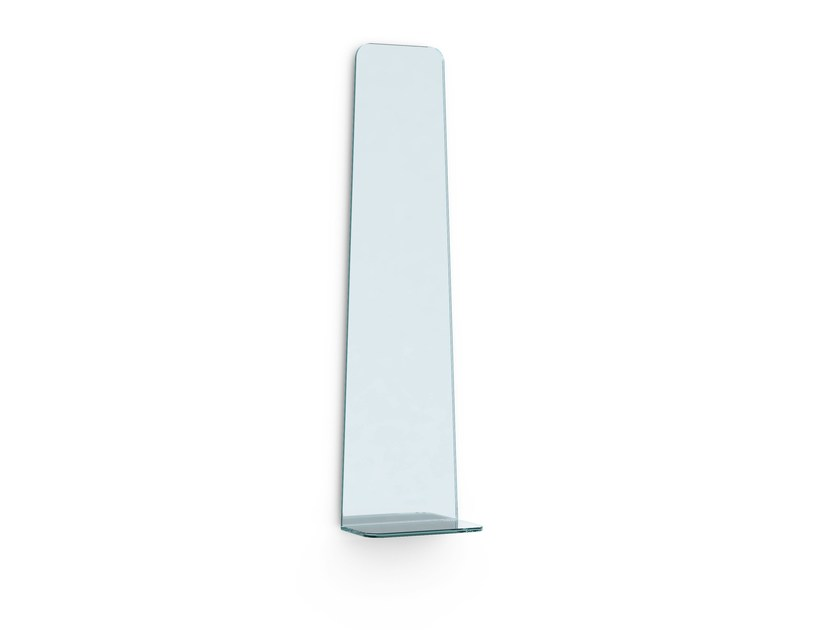 Wall-mounted mirror TAG - T.D. Tonelli Design