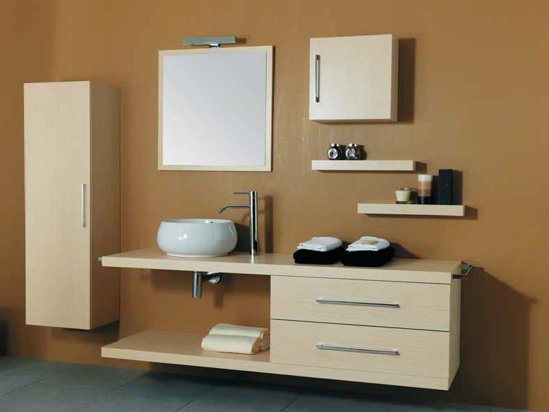 Bathroom furniture set 7 | Bathroom furniture set by Mastro Fiore