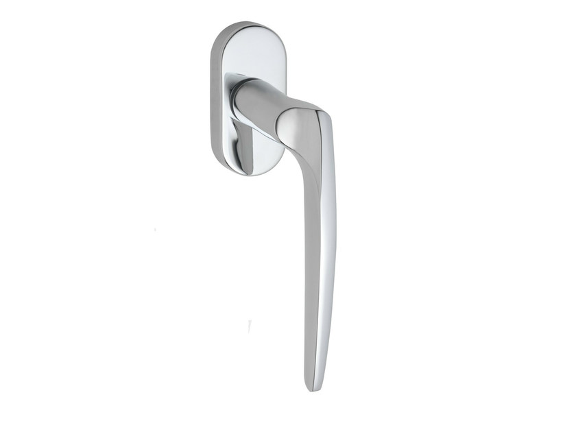 DK brass window handle C068 | DK window handle - Enrico Cassina
