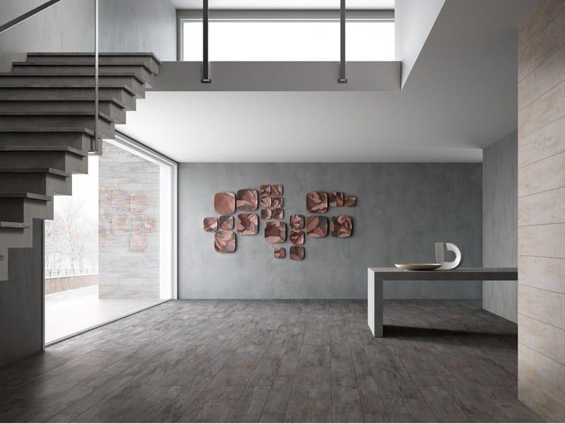 Porcelain stoneware wall/floor tiles PLANK - Cooperativa Ceramica d'Imola S.c.