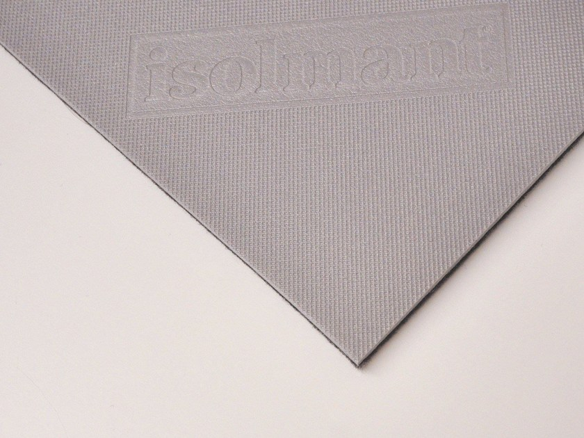 Polyethylene sound insulation felt Isolmant Underspecial XS - Isolmant - TECNASFALTI