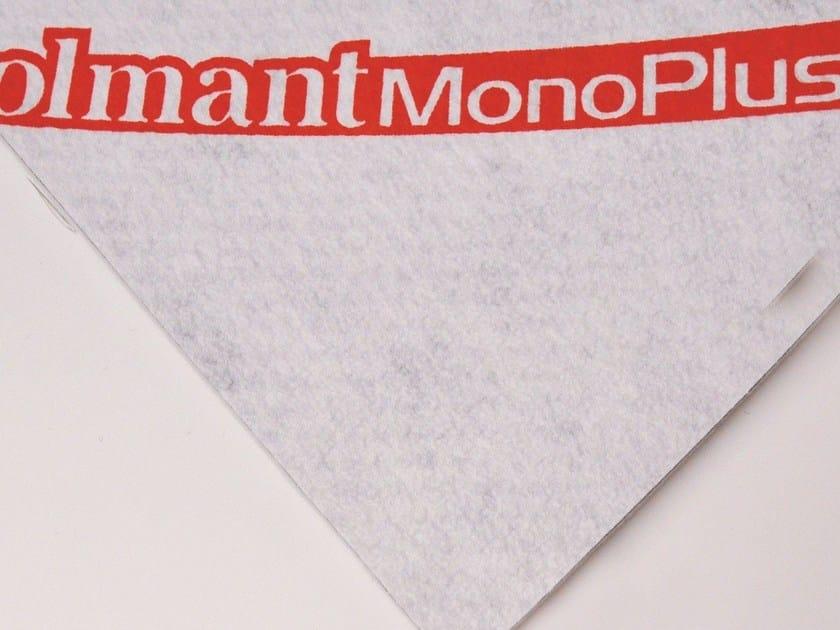 Polyethylene sound insulation felt Isolmant Monoplus XS - Isolmant - TECNASFALTI
