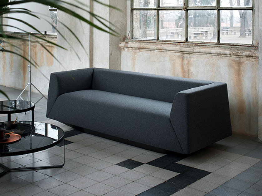 Fabric sofa CRYSTAL | Sofa - Tacchini Italia Forniture